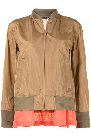 Sueundercover Damen Sommerjacken - Jacke mit Einsätzen