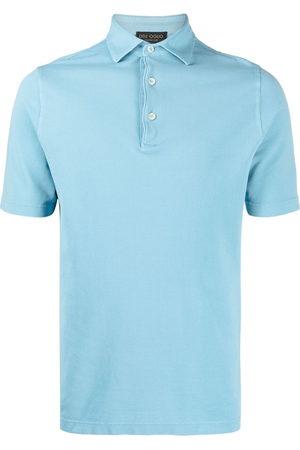 DELL'OGLIO Kurzärmeliges Poloshirt