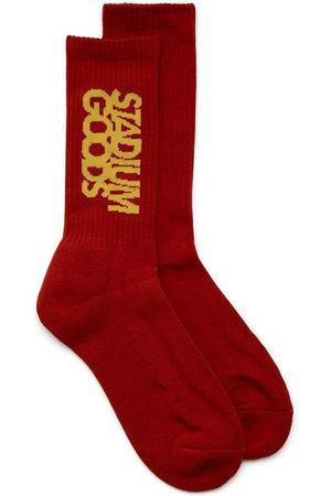 Stadium Goods Socken mit Logo-Stickerei