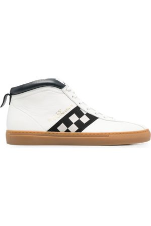 Bally Vita-Parcours High-Top-Sneakers