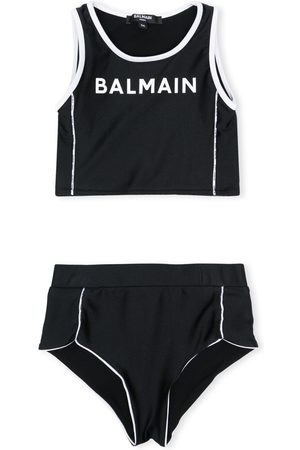 Balmain Jogginganzug mit Shorts