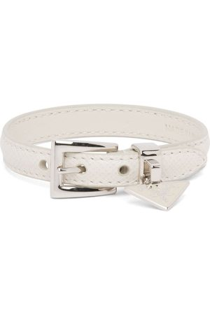 Prada Saffiano leather bracelet