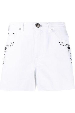 Jacob Cohen Leaf stud-detail shorts