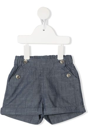 BONPOINT Button-pocket shorts