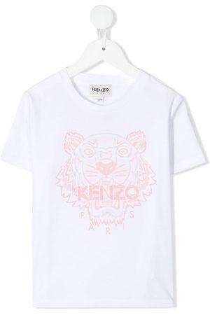 Kenzo T-Shirts - Logo-print short-sleeve T-shirt