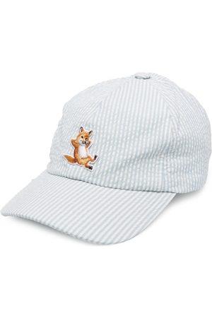 Maison Kitsuné Herren Hüte - Logo embroidered cap