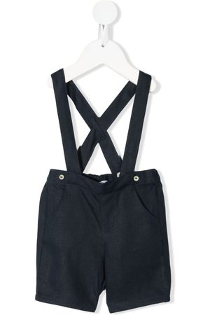 Tartine Et Chocolat Dungaree tailored shorts