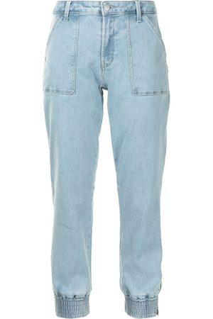 J Brand Cropped-Jeans
