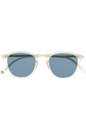 GARRETT LEIGHT Hampton' Sonnenbrille - Nude