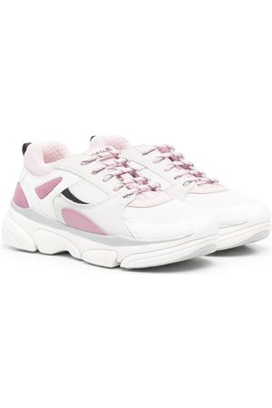 Geox J Lunare D low-top sneakers