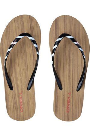 O'Neill Damen Sandalen - Ditsy Cork Sandals