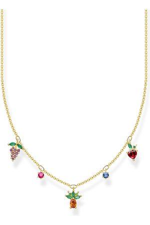 Thomas Sabo Halsketten - Halskette - Bunte Früchte - KE2099-488-7-L45V