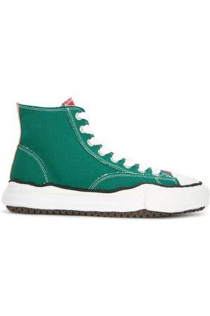 Maison Mihara Yasuhiro Herren Sneakers - Original Sole' High-Top-Sneakers - Mehrfarbig