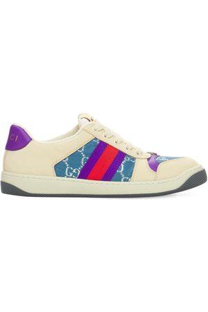 """GUCCI Damen Sneakers - 30mm Hohe Sneakers """"screener"""""""