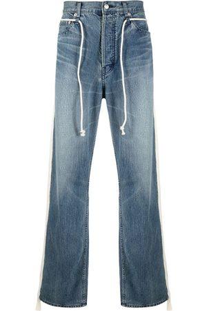 AMBUSH Jeans mit Besatzstreifen