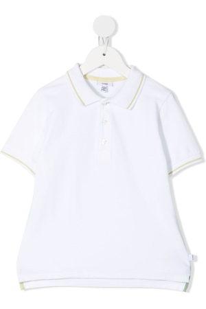 KNOT Jungen Poloshirts - Poloshirt mit Streifendetail