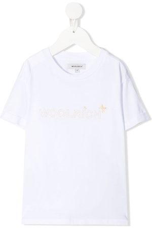 Woolrich Logo-print cotton T-shirt