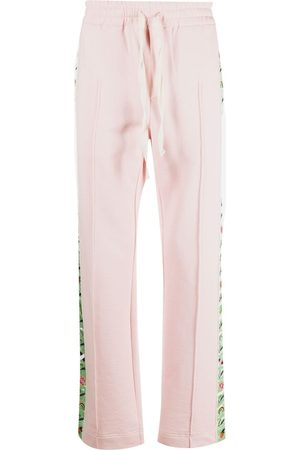 Casablanca Jogginghosen - Side-stripe track trousers