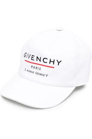 Givenchy Jungen Caps - Logo-print baseball cap