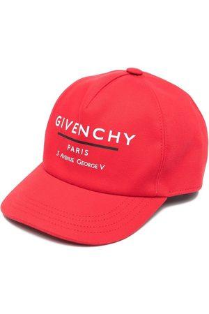 Givenchy Baseballkappe mit Logo-Print