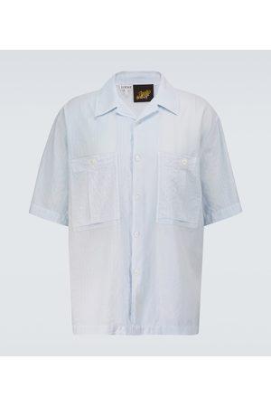 Loewe Blusen - Paula's Ibiza Patchwork-Hemd aus Baumwolle