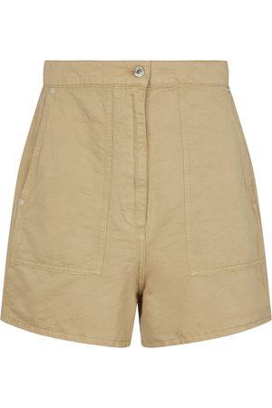 Loewe Damen Shorts - Paula's Ibiza Shorts aus Leinen und Baumwolle