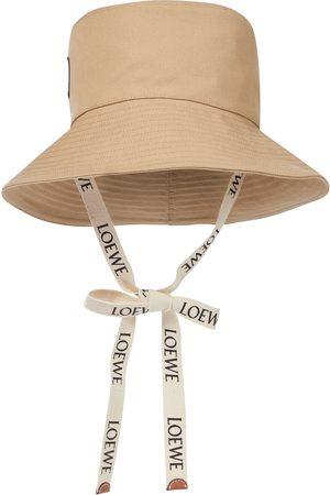 LOEWE Paula's Ibiza Hut aus Canvas