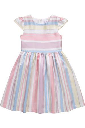 Rachel Riley Mädchen Bedruckte Kleider - Gestreiftes Kleid