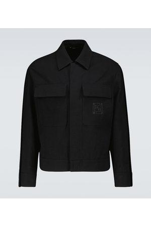 Fendi Jacken - Jacke aus Baumwolle