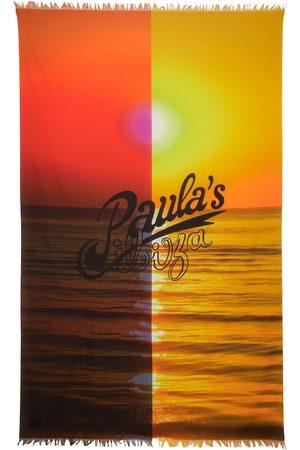 Loewe Damen Schals - Paula's Ibiza Schal aus Baumwolle