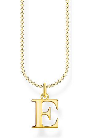 Thomas Sabo Halsketten - Halskette - Buchstabe E - KE2014-413-39-L45V