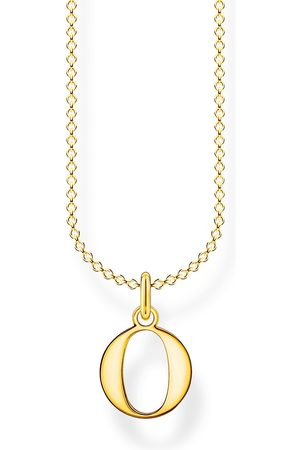 Thomas Sabo Halsketten - Halskette - Buchstabe O - KE2024-413-39-L45V
