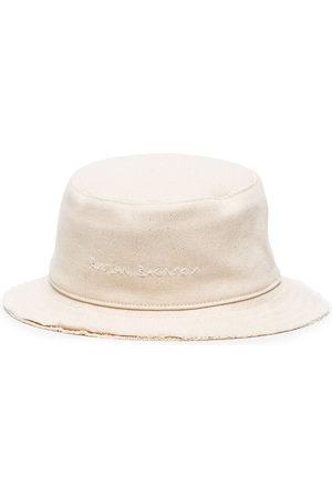 Ruslan Baginskiy Damen Hüte - RUSLAN LAMPSHADE BKT HAT - Nude