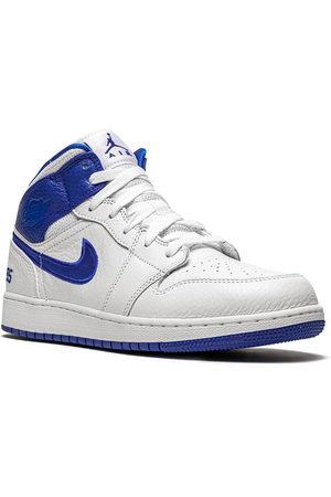 Jordan Kids Air Jordan 1 Mid SE Sneakers