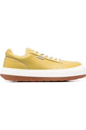 SUNNEI Chunky sole lace-up sneakers