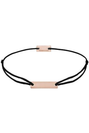 Momentoss Filo Armband - Textil - - Rosé - Eckig - 21200063