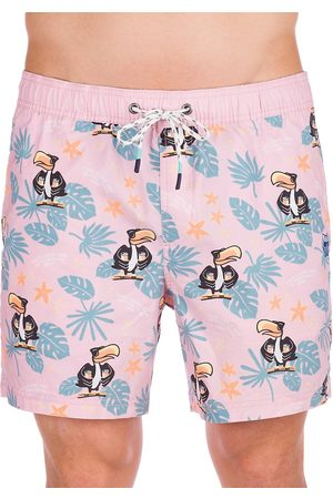 PARTY PANTS Herren Badehosen - You Can Stan Boardshorts