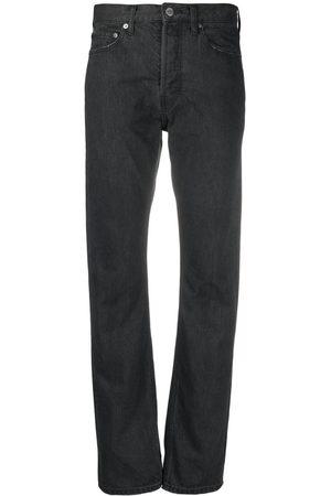 AMBUSH Halbhohe Straight-Leg-Jeans