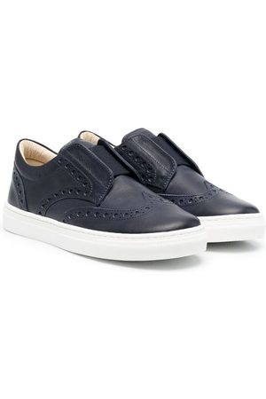 Montelpare Tradition Jungen Sneakers - Sneakers mit Budapestermuster