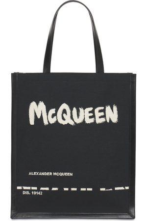 """Alexander McQueen Herren Shopper - Tote """"city"""""""