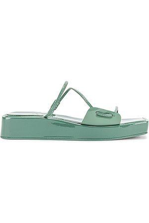 Jeffrey Campbell Damen Sandalen - Atumano Flatform Sandal in . Size 6, 6.5, 7, 7.5, 8, 8.5, 9, 9.5.