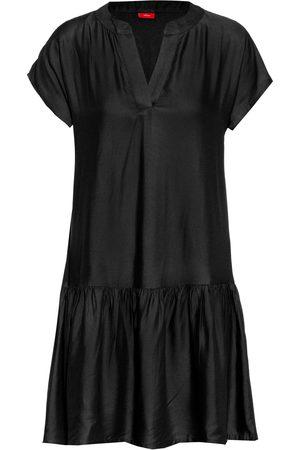 s.Oliver Damen Kleider - Kurzarmkleid Damen