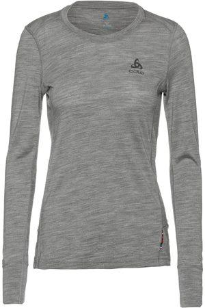 Odlo Damen Shirts - NATURAL WARM Funktionsshirt Damen