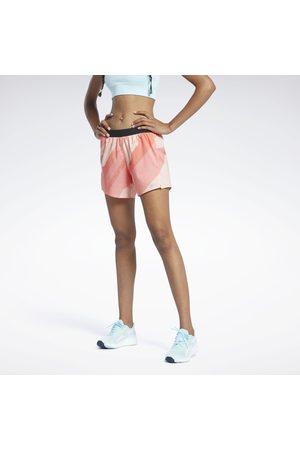Reebok Run Essentials Allover Print Shorts