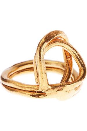 Alighieri Damen Ringe - Lia textured ring