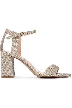 Carvela Glitter-Sandalen mit hohem Absatz
