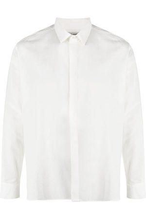 Saint Laurent Langärmeliges Hemd