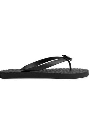 Gucci GG slip-on flip flops