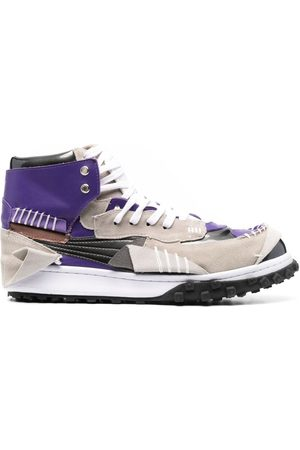 Kolor High-Top-Sneakers