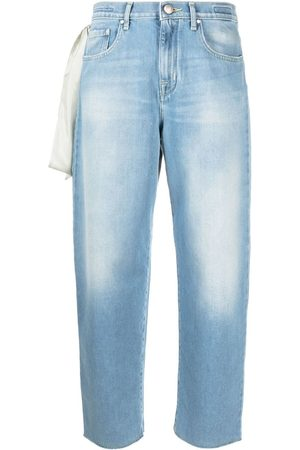 Jacob Cohen Gerade Cropped-Jeans